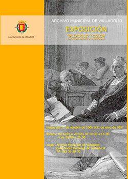 Exposición VALLADOLID Y COLÓN, LA CIUDAD FRENTE AL PERSONAJE
