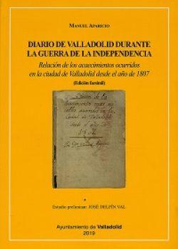 Recuperado un diario manuscrito sobre Valladolid durante la Guerra de la Independencia