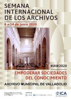 El Archivo Municipal de Valladolid celebra la Semana Internacional de los Archivos