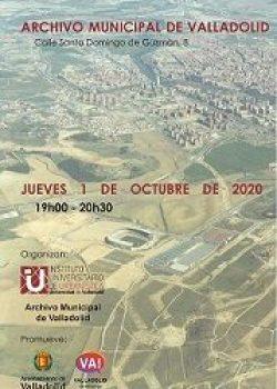 Coloquio sobre las políticas y transformaciones urbanas en Valladolid entre 1979 y 1995